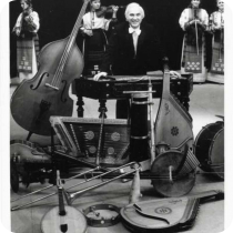 Віктор Гуцал та інструменти