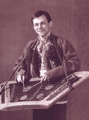 Володимир Овчарчин (цимбали) заслужений артист України