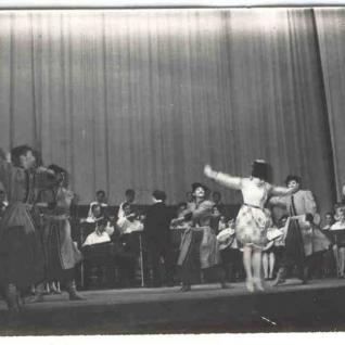 Танці народів світу, 70ті