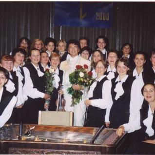 Поїздка до Москви. 2000 рік
