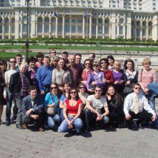 Ми в Румунії