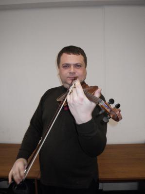 Юрій Джміль (скрипка)