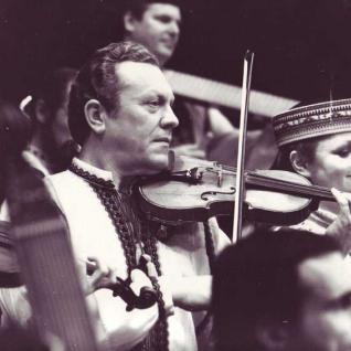 Скрипалі - Євген Веселий та Зоя Весела. 1986 рік