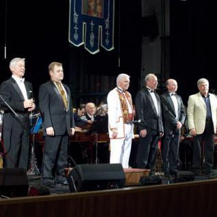 IV міжнародний фестиваль професійних оркестрів народних інструментів у Липецьку